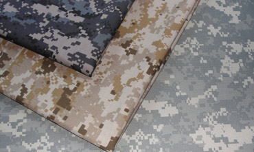 Printing, Camouflage Fabric